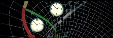 grafica dello spazio-tempo